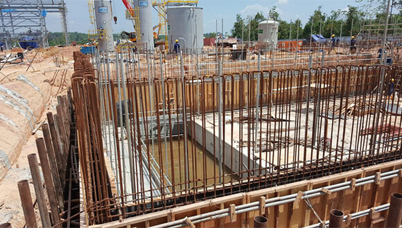 Waste Water Design and Build